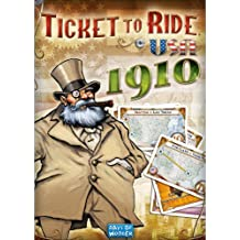 Ticket to Ride: USA 1910 DLC [Code Jeu]