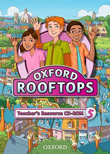 Rooftops 5: Teacher's Resource CD-ROM - 9788467382549