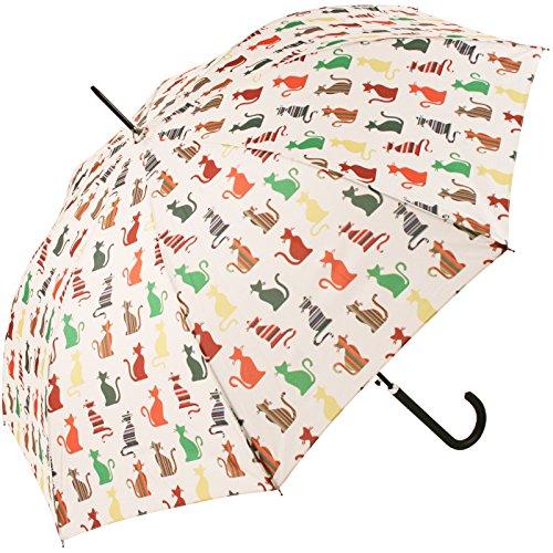 Signare Mode Stockschirm Regenschirm stil modell Lustige Kat...