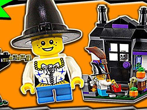 Clip: Halloween Trick or Treat (Lego Halloween Special)