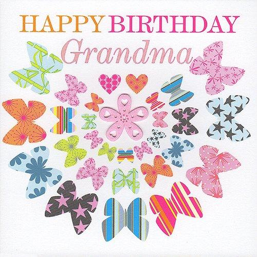 Claire Giles Biglietto Di Auguri Per Compleanno Nonna Con Gelati E