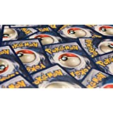Pokemon 100 Assorted Trading Cards Lot