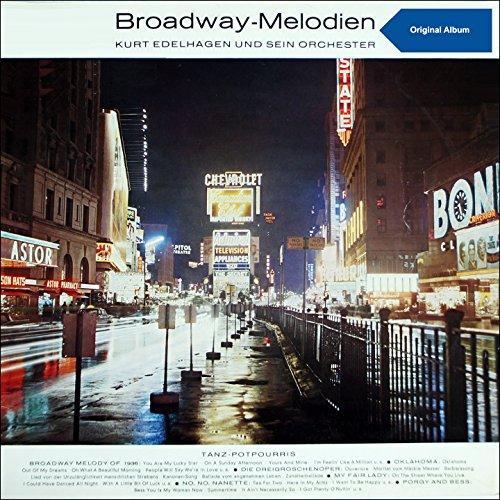 Broadway-melodien - Tanz-potpourries (Original Tanzalbum)