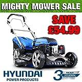 Hyundai HYM510SP Self Propelled 173cc Petrol Lawn Mower