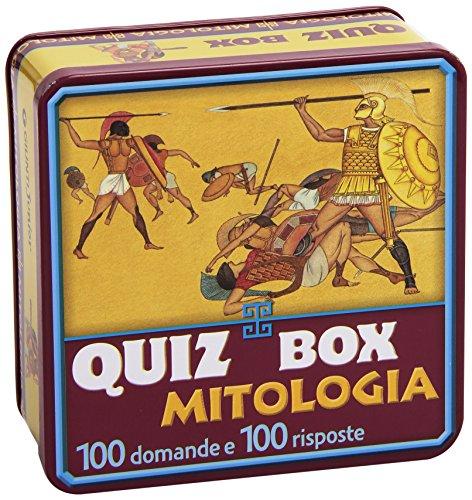 Mitologia. 100 domande e 100 risposte