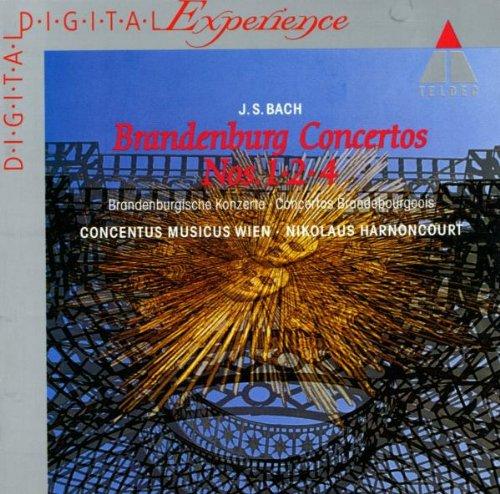 Brandenburgische Konzerte 1, 2 und 4