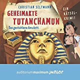 Geheimakte Tutanchamun - Das gestohlene Amulett: Ein Rätselkrimi - Christian Seltmann