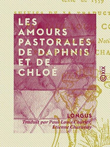 Les Amours pastorales de Daphnis et de Chlo