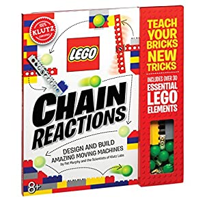Lego Chain Reactions 9780545703307 LEGO