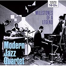 Milestones of a Legend: Modern Jazz Quartet 20 Original Albums