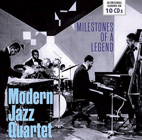 Modern Jazz Quartet 20 Original Albums