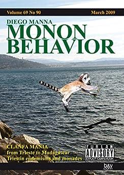 Monon Behavior (English Edition) di [Manna, Diego]