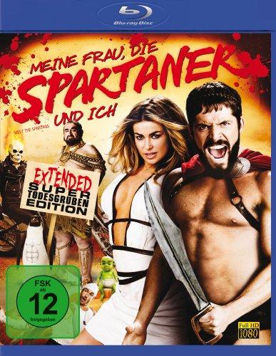 Bild von Meine Frau, die Spartaner und ich (Extended Version) [Blu-ray]