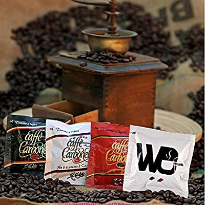 ESE Coffee Pods Mixed Variety Pack Classic - Ristretto - 100% Arabica - We Espresso