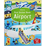 First Sticker Book: Airport (First Sticker Books)