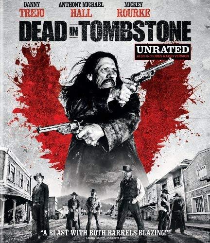 DEAD IN TOMBSTONE BLU RAY/DVD COMBO W/DIGITAL COPY/ULTRAVIOLET