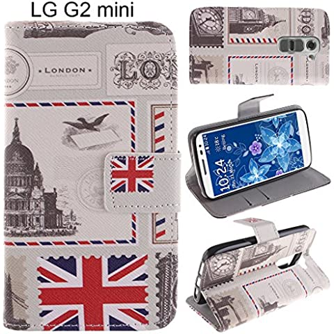 LG G2 Mini Chiusura magnetica Custodia ,