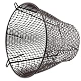 SPARES2GO Universal K6 Plastic Coated Terminal Guard Round Boiler Flue Cage (11.5'' / 290mm)