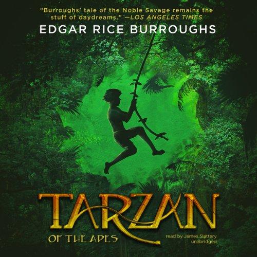 Tarzan of the Apes [Blackstone Edition]  Audiolibri