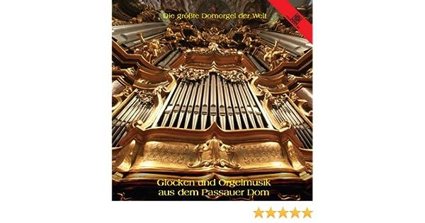 Orgelmusik Aus Dem Passauer Dom Hans Leitner Walter Hoeller