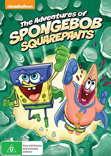 The Adventures Of Spongebob Squarepants [NON-USA Format / PAL / Region 4 Import - Australia]