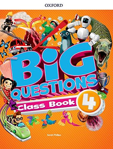 Big Questions 4. Class Book - 9780194107488
