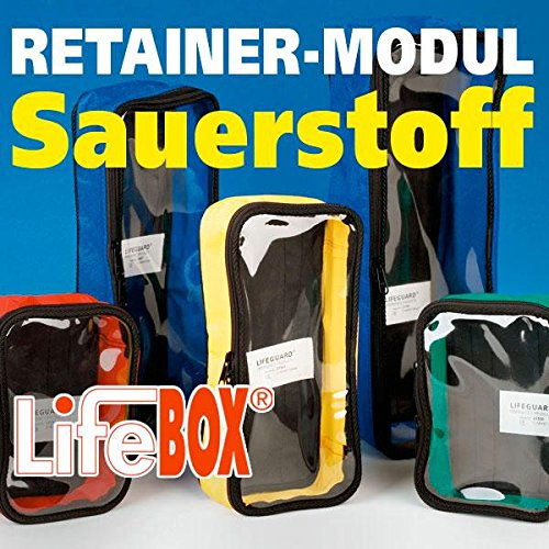 Lifebox N4 LG7070 Retainer Modul, Sauerstoff