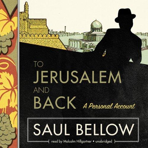 To Jerusalem and Back  Audiolibri