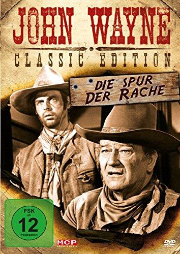 John Wayne . Die Spur der Rache