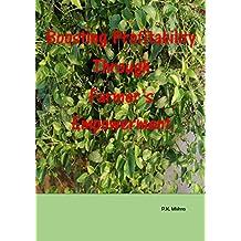 BOOSTING   PROFITABILITY THROUGH FARMER'S EMPOWERMENT (English Edition)