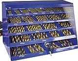 Bohrer Aufbewahrungskasten mit 25 Fächern