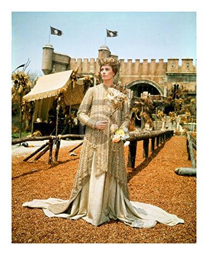 worldphotographs Camelot (1967) Vanessa Redgrave 10x8 Photo (Of Portrait Camelot)