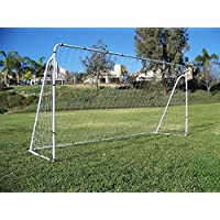 Display4top Porta da Calcio Samba 3,7 m x 1,8 m