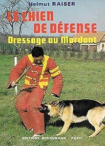 Le chien de défense