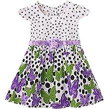 dc3a7d6396d49 MOIKA Robe Vêtements de Bébé Espace Libre pour 0-3 Ans bébé Tout-Petit