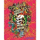 Ed Hardy Death Is certain–Leben ist nicht 19,5x 15,5Tattoo Art Print Poster Drachen und Totenköpfe mit Hidden Images
