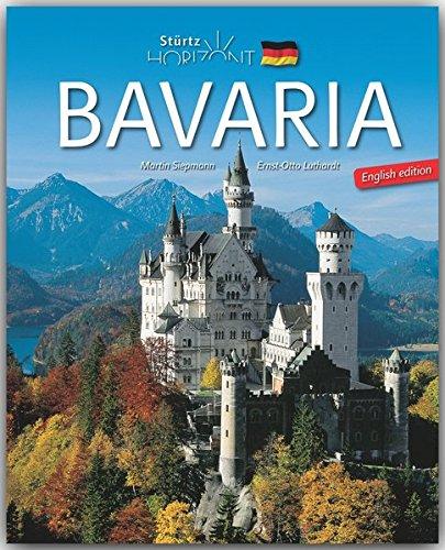 Horizont BAVARIA - Horizont BAYERN - 160 Seiten Bildband mit über 290 Bildern