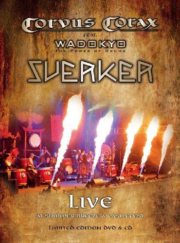 Corvus Corax feat. Wadokyo - Sverker Live [Edizione: Germania]