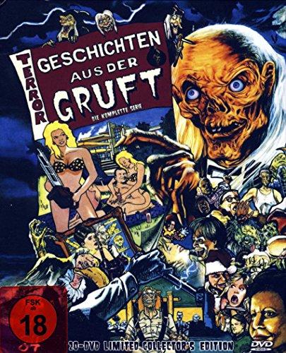 Geschichten aus der Gruft - Die komplette Serie [ Limited Collector's Edition ] [20 DVDs]
