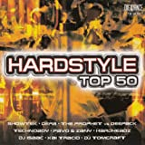 Hardstyle Top 50 [CD Box-Set] (Kai Tracid, Pavo & Zany, Showtek, DJ Scott, DJ Isaac, Hypetraxx, Ruthless & Vorwerk, Cosmic Gate, Deepack, The Prophet vs Deepack, Derb, Megamind, ASYS, ...)