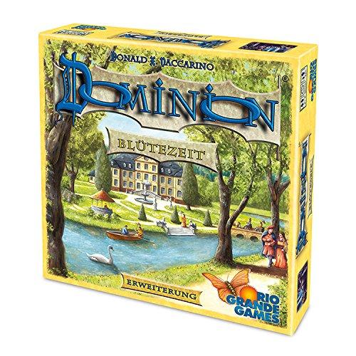Preisvergleich Produktbild Rio Grande Games 22501409 - Dominion Erweiterung - Blütezeit