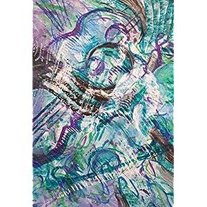 Karton Abstrakt A3 Karton Wohnzimmer Bilder Wand Bilder Bilder Büro Bild groß Gemälde Kunst Wanddekoration Graphik Karton Handmade Bilder Exclusiv Bild A4 Original Geschenk Weihnachtsgeschenk Unikat