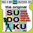 Original Sudoku Calendar 2013, The (Page a Day Fun & Games Calendr)