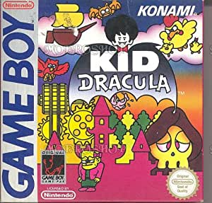 Kid dracula - Game Boy - PAL