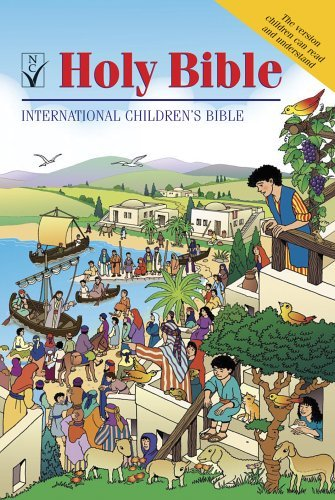 NCV ICB HB (International Childrens Bible) by NO AUTHOR (January 1, 2001) Hardcover