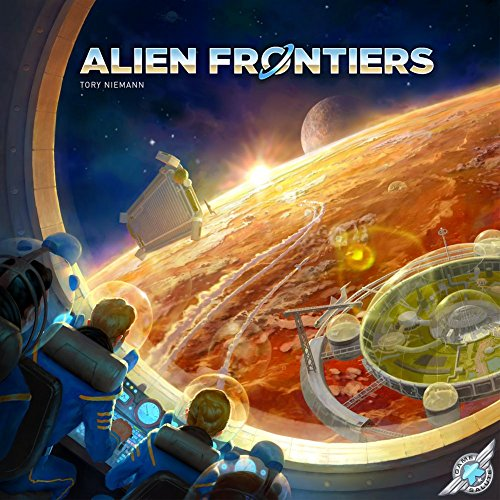 Alien Frontiers (5th Edition) (engl.)
