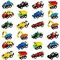 Spielzeugautos Mini Lkw Bagger Bulldozer Rennwagen Fahrzeuge Modell Spielzeug für Kinder von HBH Co.,Ltd