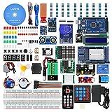 LAFVIN Mega 2560 Projekt Starter Kit kompatibel mit Arduino UNO R3 Mega328 Nano mit Tutorial