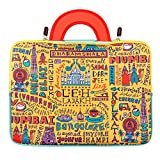 Chumbak Travel Diaries 15inch Laptop Sle...