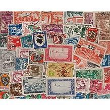 Goldhahn 50 Briefmarken Algerien Briefmarken für Sammler
